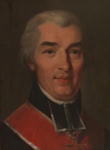 Portrait of Jeronimas Stroinovskis, Bishop of Vilnius