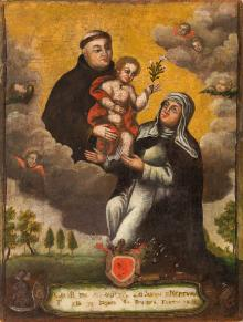 St Anthony's Apparition